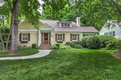 Single Family Home For Sale: 553 Woodward Way NW