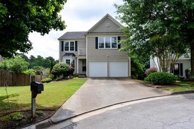 Roswell Single Family Home For Sale: 270 Leasingworth Way