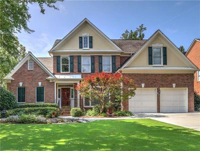Sandy Springs Single Family Home For Sale: 360 Craighead Drive