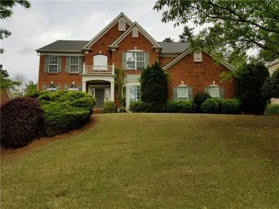 Suwanee Single Family Home For Sale: 5370 Harbury Lane