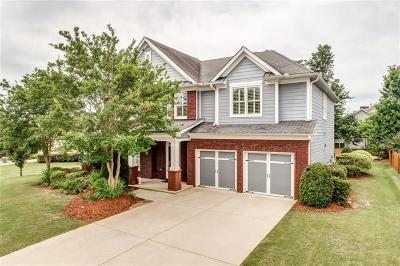 Flowery Branch Single Family Home For Sale: 7583 Brookstone Circle