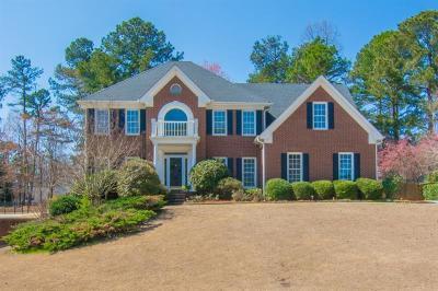 Lawrenceville Single Family Home For Sale: 1750 Terrace Lake Drive