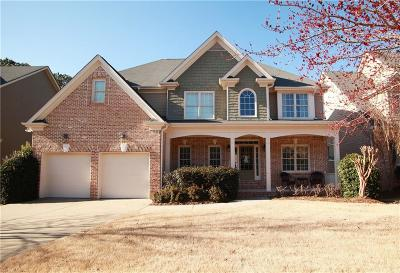 Grayson Single Family Home For Sale: 90 Whitegrass Way