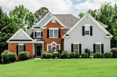 Alpharetta Single Family Home For Sale: 5110 Matthew Meadow Court