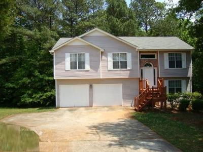 McDonough Single Family Home For Sale: 1574 King Mill Road