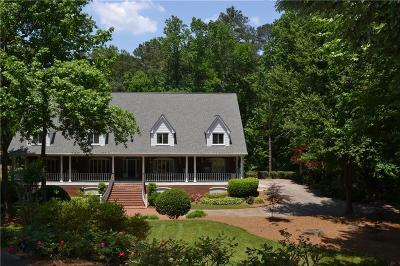 Stone Mountain Single Family Home For Sale: 5108 Chastleton Court
