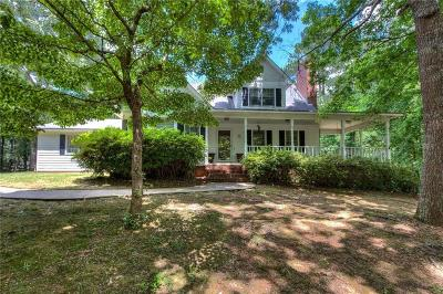 Cartersville Single Family Home For Sale: 15 Latimer Lane NW