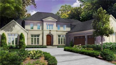 Alpharetta, Atlanta, Duluth, Dunwoody, Roswell, Sandy Springs, Suwanee, Norcross Single Family Home For Sale: 356 Pinecrest Road NE