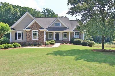 Canton Single Family Home For Sale: 108 White Oaks Lane