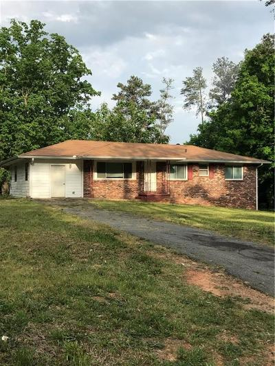 Kennesaw Single Family Home For Sale: 1780 Mary Ada Drive