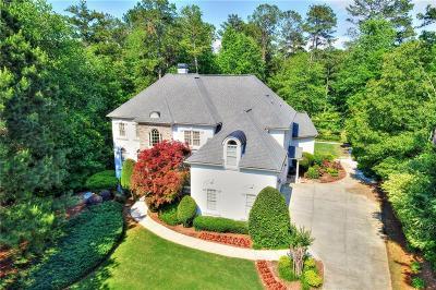 Alpharetta Single Family Home For Sale: 790 Quarterpath Lane
