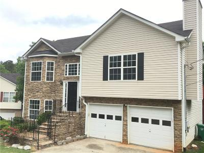 Lithonia Single Family Home For Sale: 7010 Red Maple Lane