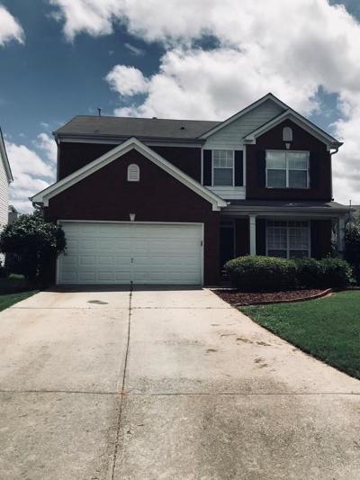 Lawrenceville Single Family Home For Sale: 702 Clairidge Oak Court