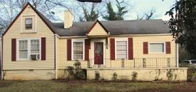 Decatur Single Family Home For Sale: 3426 Glenwood Road