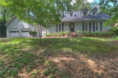 Marietta Single Family Home For Sale: 3911 Emerson Street