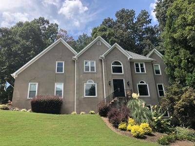 Roswell Single Family Home For Sale: 550 Old Path Crossing