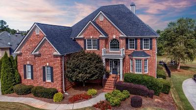 Dacula Single Family Home For Sale: 945 Golf View Court