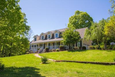 Dahlonega Single Family Home For Sale: 270 Ben West Road