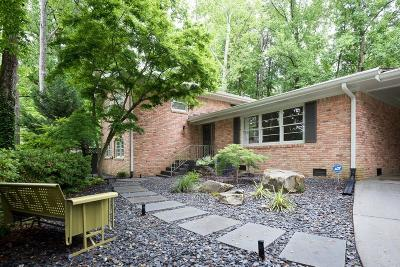 Atlanta Single Family Home For Sale: 3263 Embry Hills Drive