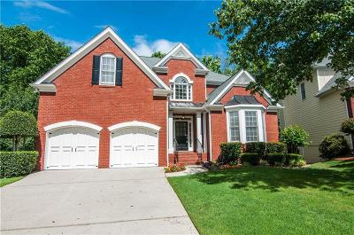 Peachtree Corners Single Family Home For Sale: 5335 Spalding Bridge Court