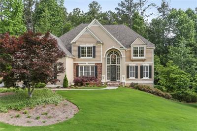 Milton Single Family Home For Sale: 915 Treyburn Run