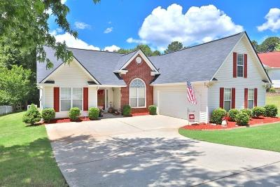 Buford Single Family Home For Sale: 2060 Patrick Mill Place