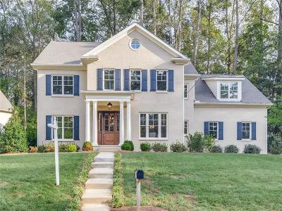 Single Family Home For Sale: 335 Pine Forest Road