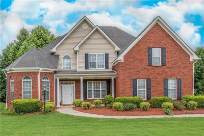 Douglasville Single Family Home For Sale: 2390 Greythorne Commons