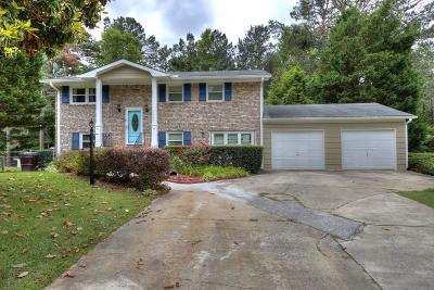 Powder Springs Single Family Home For Sale: 4233 Steading Road