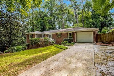 Atlanta Single Family Home For Sale: 2951 Briarcliff Road NE