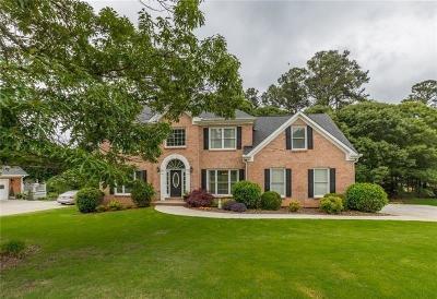 Grayson Single Family Home For Sale: 1630 Castle Pointe Cove