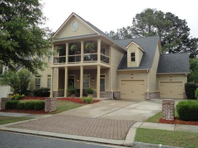 Loganville Single Family Home For Sale: 520 Warm Springs Court