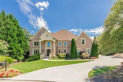 Alpharetta Single Family Home For Sale: 155 Windlake Cove