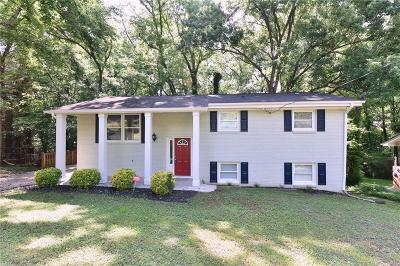 Decatur GA Single Family Home For Sale: $239,900