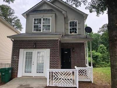 Decatur GA Single Family Home For Sale: $145,000
