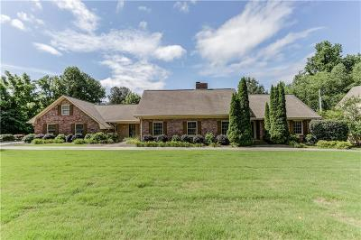 Dunwoody Single Family Home For Sale: 1935 Northbrooke Lane