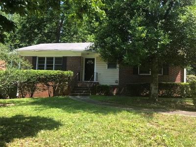 Atlanta Single Family Home For Sale: 3407 Rockhaven Circle NE