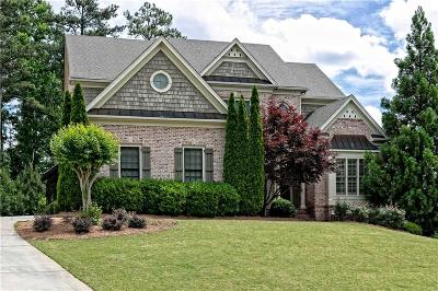 Kennesaw Single Family Home For Sale: 1700 Ardglass Court NW