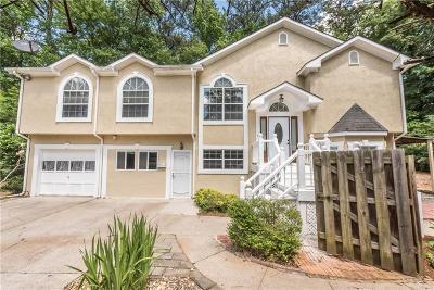 Marietta Single Family Home For Sale: 4034 Coyte Drive