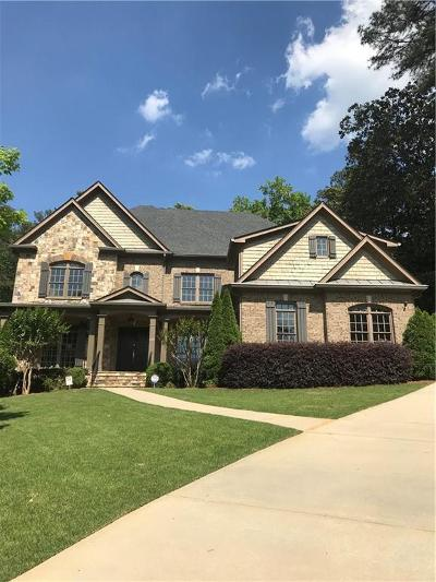 Chastain Park Single Family Home For Sale: 4731 Mystic Drive