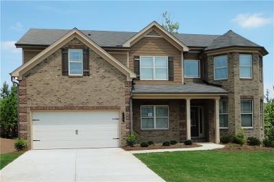 Cumming Single Family Home For Sale: 3990 Deer Run Drive