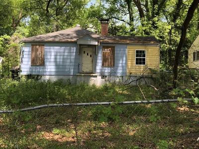 Atlanta GA Single Family Home For Sale: $149,000