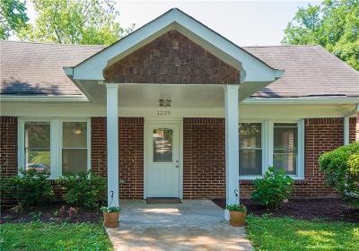 Atlanta Single Family Home For Sale: 1229 Hosea L Williams Drive