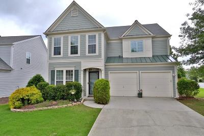 Woodstock Single Family Home For Sale: 517 Watercress Drive