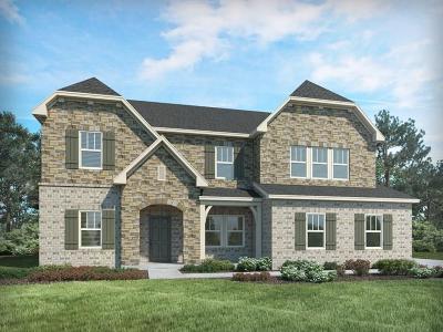 Cumming Single Family Home For Sale: 3140 Scarlett Oak Pass