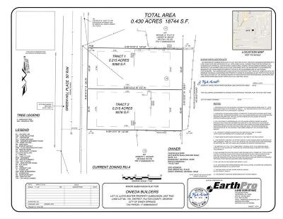 Sandy Springs Residential Lots & Land For Sale: 5295 Green Hill Place