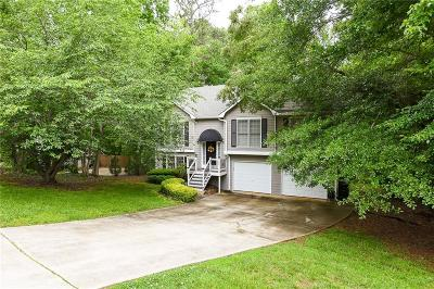 Powder Springs Single Family Home For Sale: 245 Sterling Drive