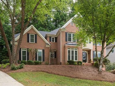 Powder Springs Single Family Home For Sale: 5514 Corn Mill Lane