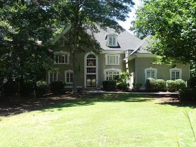 Alpharetta GA Single Family Home For Sale: $685,000