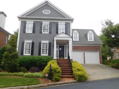 Smyrna Single Family Home For Sale: 3532 Paces Ferry Circle